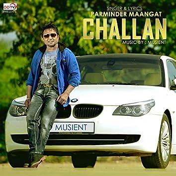 Challan - Single