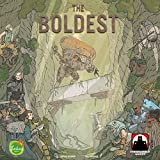 Stronghold Games 8041SG Boldest, The