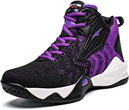 WELRUNG Unisexs Professional Training Athletic Short Studs Non-Slip AG Cleats Soccer Shoes for Youth