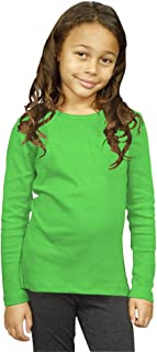 Girly Long Sleeve Toddler T-Shirt