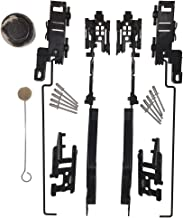 Sunroof Track Assembly Repair Kit for Ford F150 F250 F350 F450 Expedition Lincoln Navigator Lincoln Mark LT 2000-2016