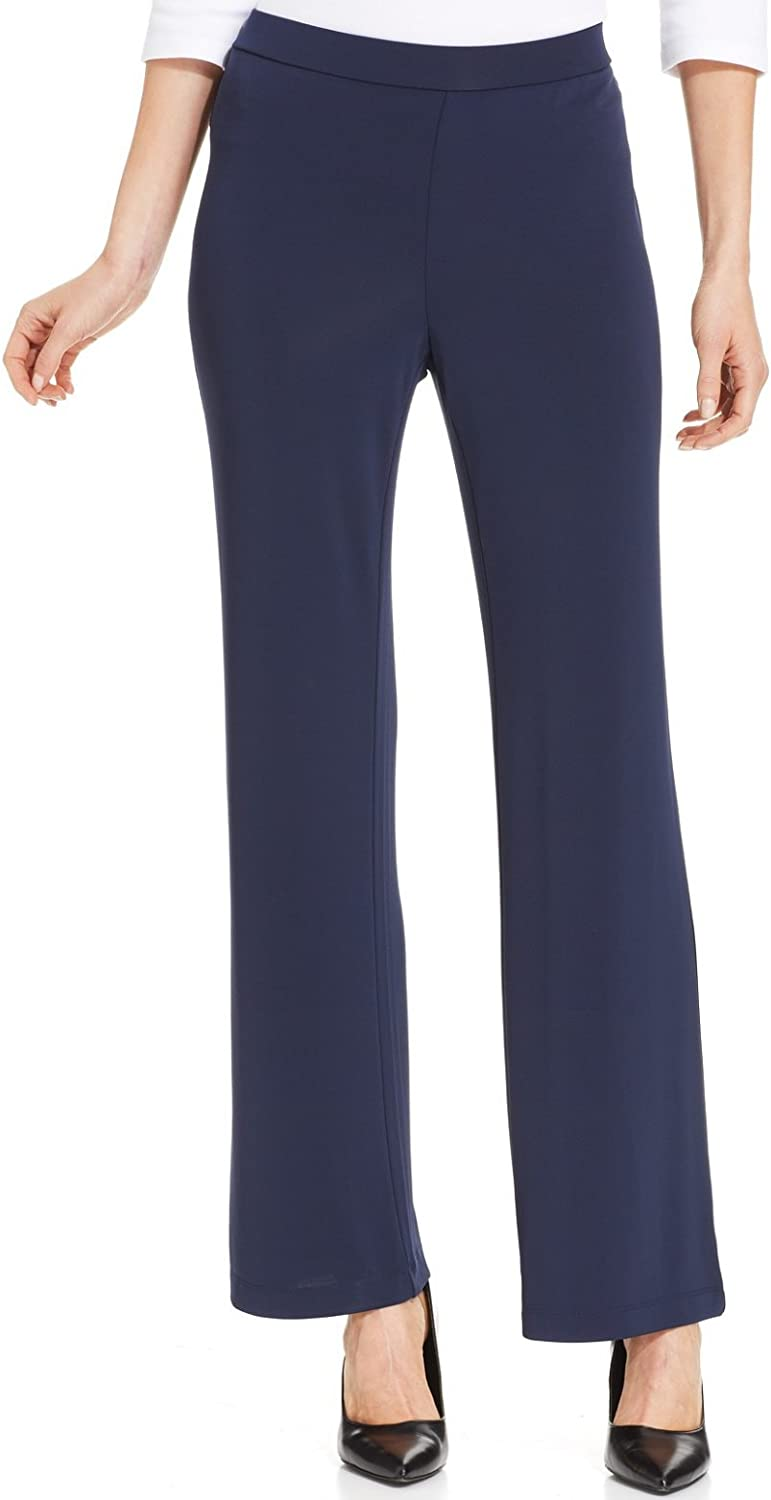 Charter Club Women's store Easy Essentials Wide Leg Max 79% OFF Stretch Pants