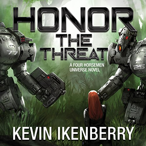 Couverture de Honor the Threat