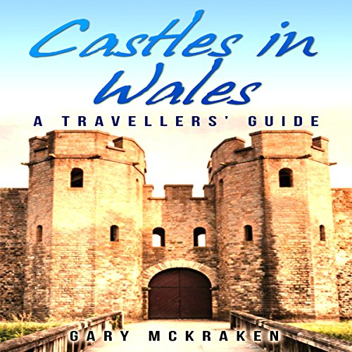 Castles in Wales audiobook cover art