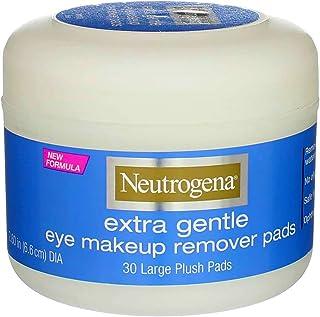 ظروف پاک کننده آرایشی و فوق العاده ملایم Neutrogena Eye 30'S (3 بسته)