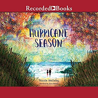 Hurricane Season                   Written by:                                                                                                                                 Nicole Melleby                               Narrated by:                                                                                                                                 Stina Nielsen                      Length: 6 hrs and 28 mins     Not rated yet     Overall 0.0