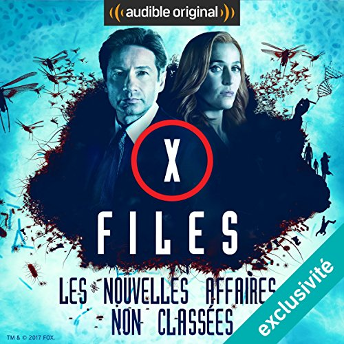 X-Files, deuxième partie audiobook cover art