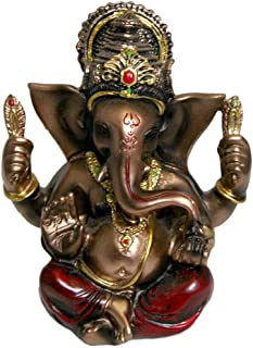 Krishna Culture Bronze Lord Ganesh 5