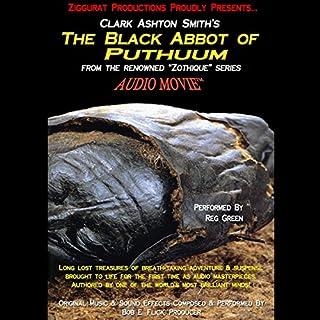 The Black Abbot of Puthuum audiobook cover art