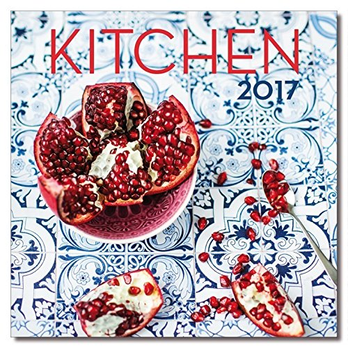 Grupo Erik Editores Kitchen–Calendario 2017, 30x 30cm
