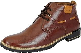 FAUSTO Men's Chukka Boots