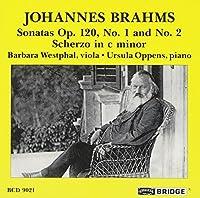 Viola Sonatas by BARBARA / OPPENS,URSULA WESTPHAL (1993-09-11)