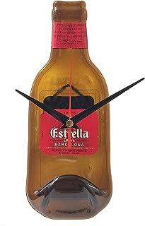 BottleClocks Estrella Bottle Clock