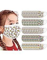 MaNMaNing Mascarillas Niños Infantil Mascarillas con Elástico para Los Oídos 10-50 Unidades 20201219-MANING-MZD10