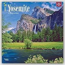 Yosemite 2017 Square (Multilingual Edition)