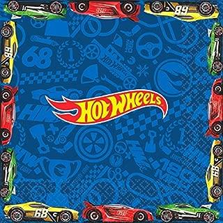 Hot Wheels Wild Racer Luncheon Napkins, Party Favor