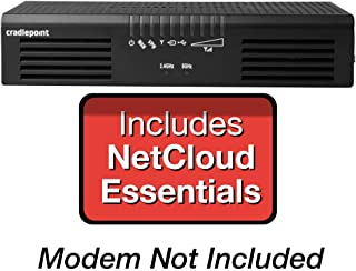 CradlePoint Advanced Edge Router 1600 (AER1600) with 1 Year NetCloud Essentials & 24x7 Support