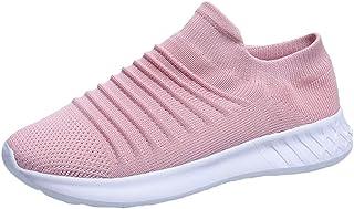 LILICHIC_Chaussures de Sport pour Femmes en Maille antidérapante, Baskets, Chaussures de Sport, Chaussures de Sport pour é...
