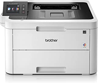 "Brother HL-3270CDW Colour LED Printer with 2.7"" LCD touchscreen, Wireless and Network connectivity, NFC, 2-sided printing,..."