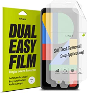 Ringke RE-SP1 Screen Protector For Google Pixel 4 - Clear (Pack of 2)