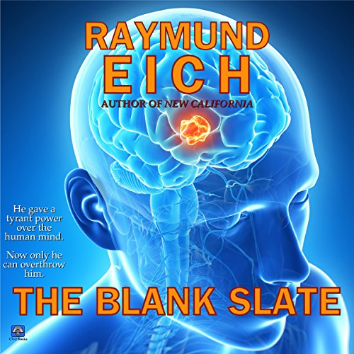 The Blank Slate audiobook cover art