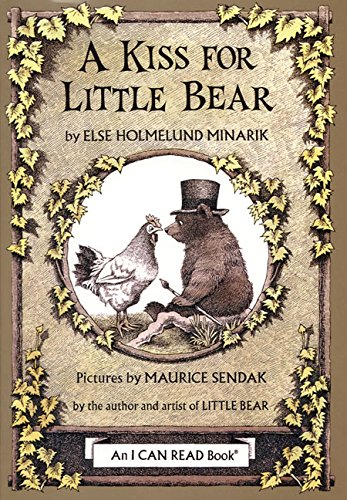 A Kiss for Little Bear (I Can Read Level 1)の詳細を見る
