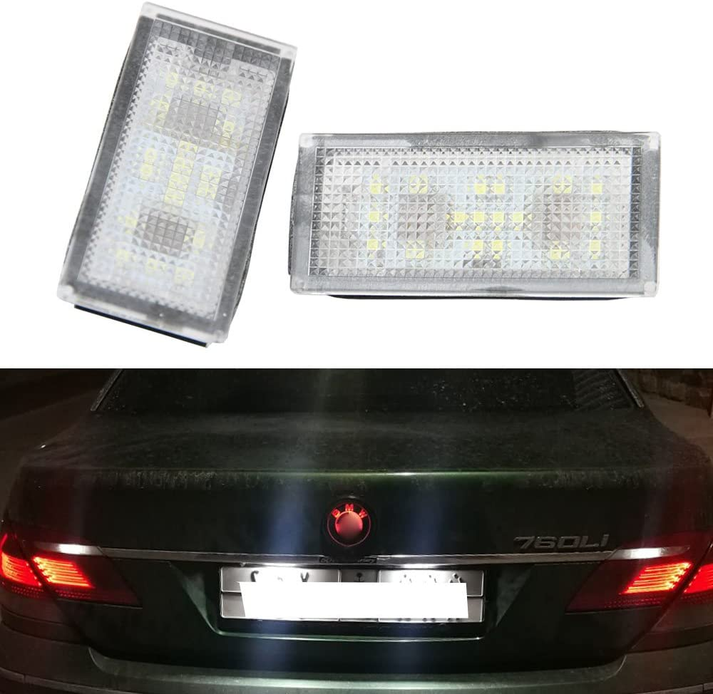 Led License Plate Light for Price reduction BMW Purchase - Number Rear LED