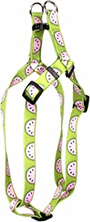 """Yellow Dog Design Wonderful Watermelons Step-In Dog Harness-X-Small-3/8"""" and fits Chest 4.5 to 9"""""""