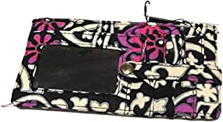 Vera Bradley Ultimate Card Case - Scroll Medallion