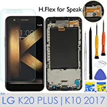 lg k20 plus lcd replacement