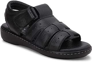PARAGON Men's Black Max Sandal