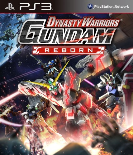 Dynasty Warriors Gundam Reborn (PS3) by Koei