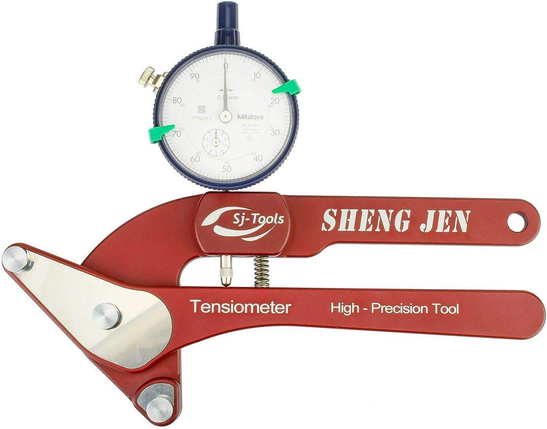 Bike Wheel Spoke Tension Scale to 0.01mm