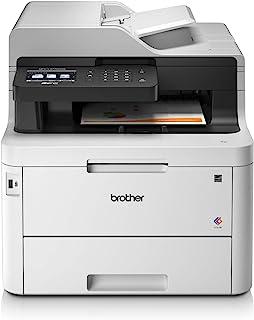 comprar comparacion Brother MFC-L3770CDW - Impresora multifunción (Wifi, USB 2.0, 512 MB, 800 MHz, 24 ppm, 430 W) blanco