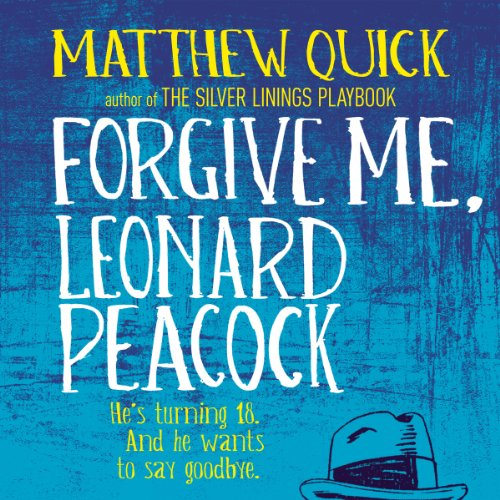 Forgive Me, Leonard Peacock cover art