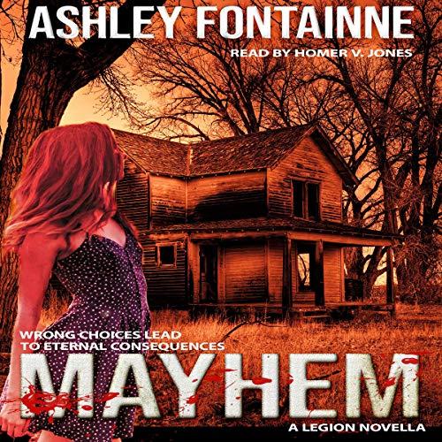 Mayhem  By  cover art