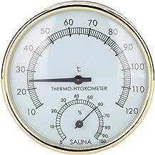Jeffergarden Sauna Room Thermomètre Numérique Hygromètre Humidité Température Mètre