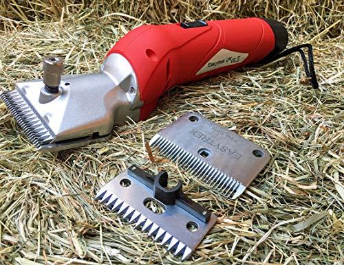 Easytrek Schermaschine für Pferde, kabellos, wiederaufladbar, strapazierfähig