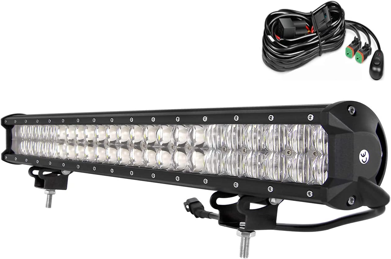 We OFFer at cheap prices SKYWORLD 23 inch 240W LED SEAL limited product Work Light Flood 5D Spot Combo Off Bar