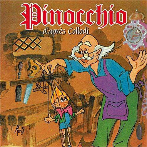 Couverture de Pinocchio