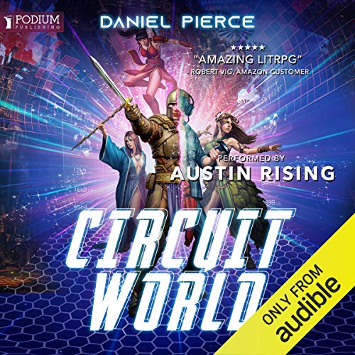 Circuit World cover art