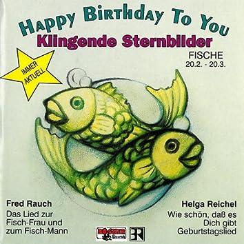 Klingende Sternbilder - Fische 20.02.-20.03.