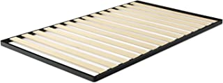 Zinus Deepak Easy Assembly Wood Slat 1.6 Inch Bunkie Board / Bed Slat Replacement, Queen