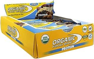 Organic Food Bar - Protein - 12 Bars