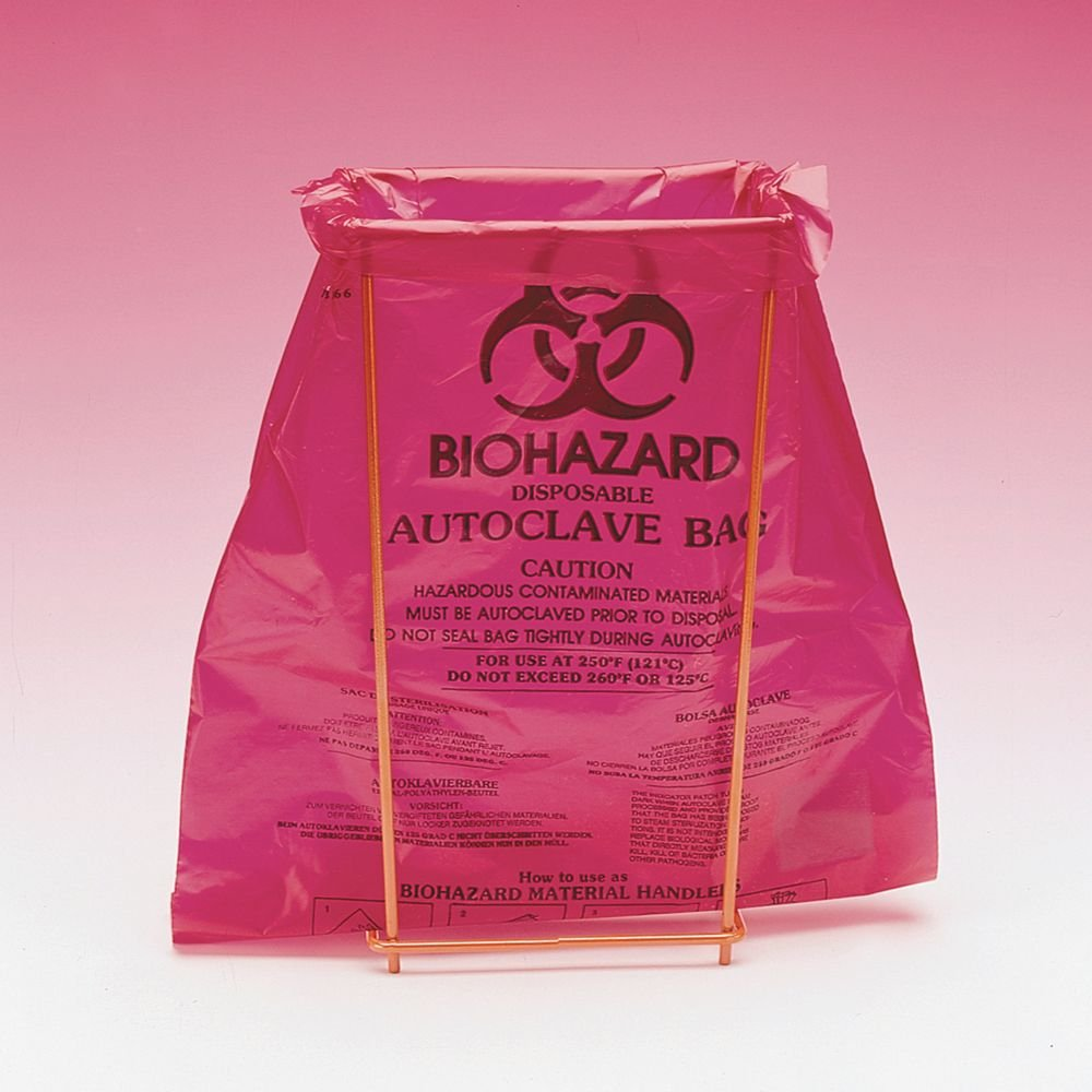 Replacement Benchtop Biohazard Disposal 100 Bags of New products world's highest quality popular Box Selling