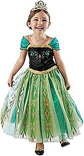 LOEL Princess Snow Queen Party Costume Dress