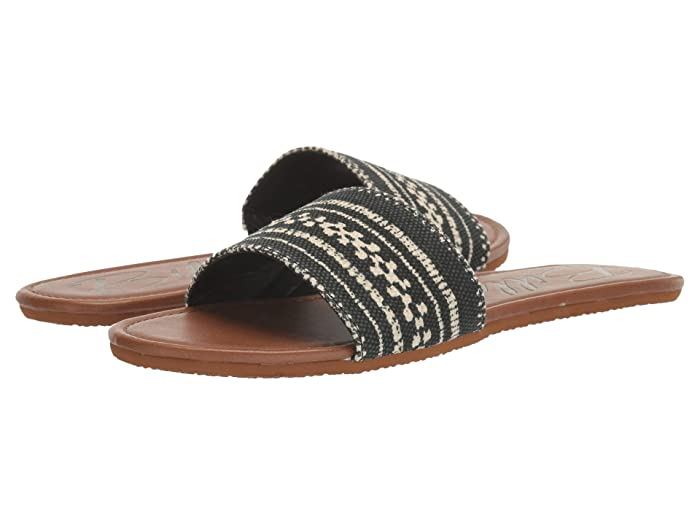 Billabong  Deep Sea (Black/White) Womens Sandals