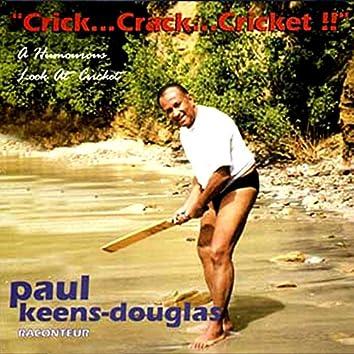 Crick...Crack...Cricket!