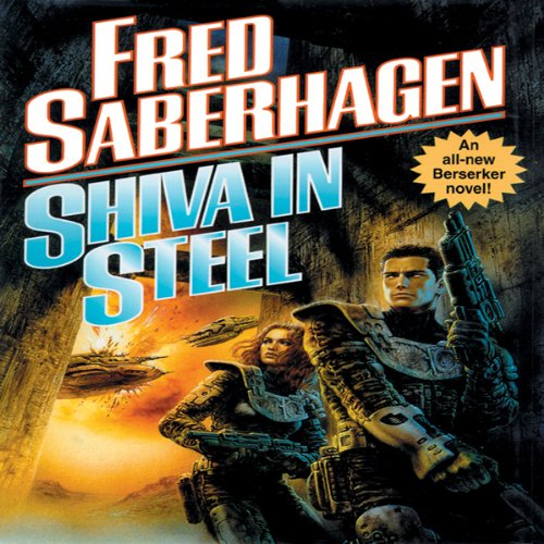 Shiva in Steel cover art