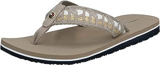 Tommy Hilfiger TH WEBBING FLAT BEACH, Women's Fashion Sandals